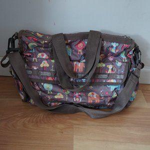 LeSportsac Diaper Bag - Weekender Bag